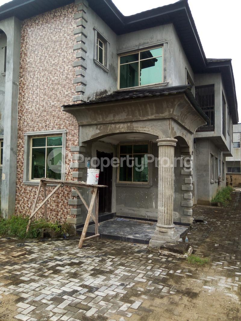 4 bedroom Semi Detached Duplex for rent Around The New Shoprite In Sangotedo In Ajah Axis Lekki. Sangotedo Ajah Lagos - 2