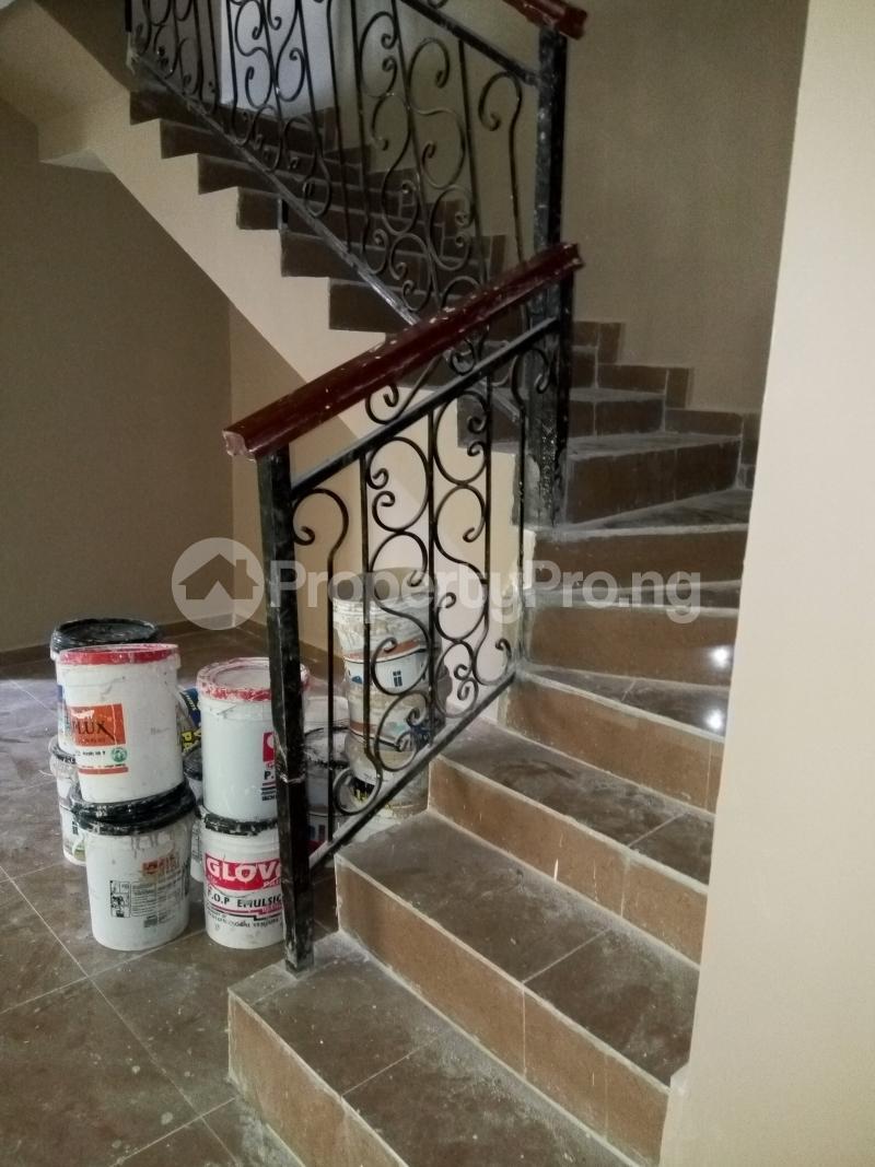 4 bedroom Semi Detached Duplex for rent Around The New Shoprite In Sangotedo In Ajah Axis Lekki. Sangotedo Ajah Lagos - 22