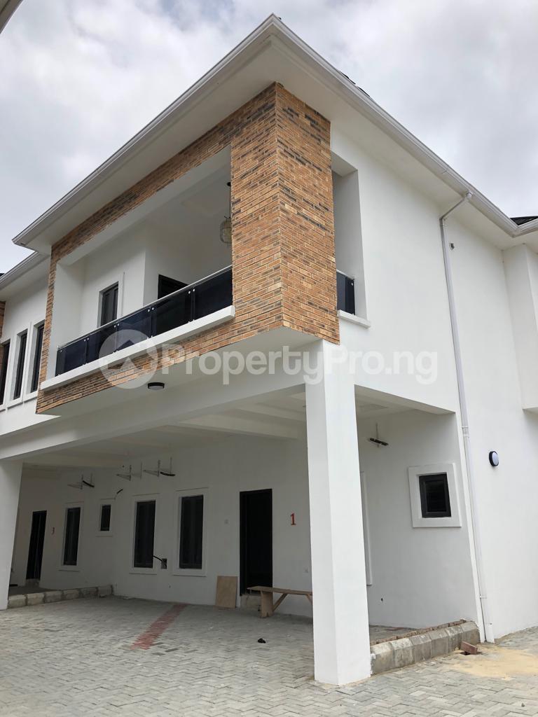 4 bedroom Terraced Duplex House for sale ........ Ikota Lekki Lagos - 0