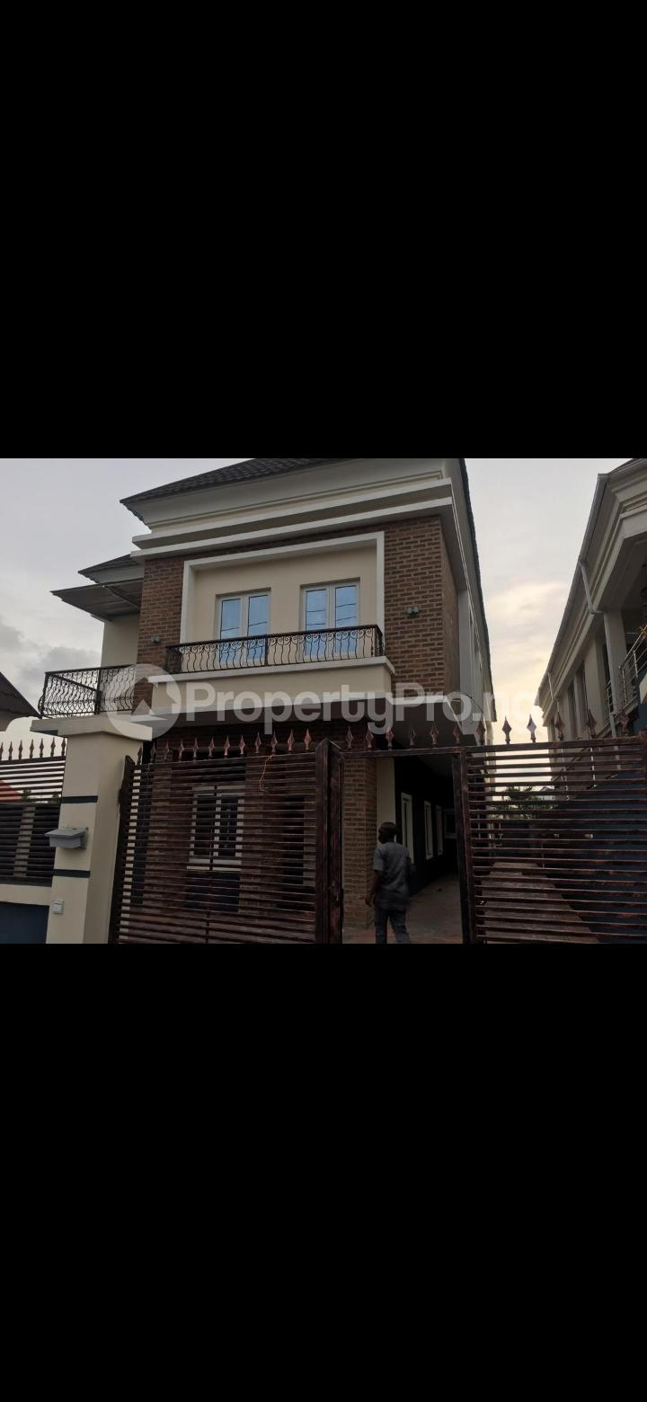 5 bedroom Detached Duplex House for rent Magodo gra face 2 Magodo GRA Phase 2 Kosofe/Ikosi Lagos - 8