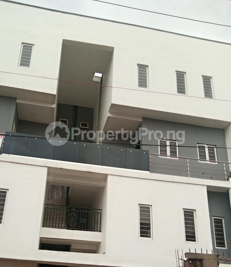 4 bedroom Terraced Duplex House for sale Awuse Estate Salvation Opebi Opebi Ikeja Lagos - 0