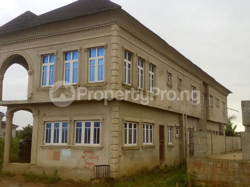 Blocks of Flats House for sale Bucknor, behind Jakande Estate Isheri Bucknor Isolo Lagos - 1