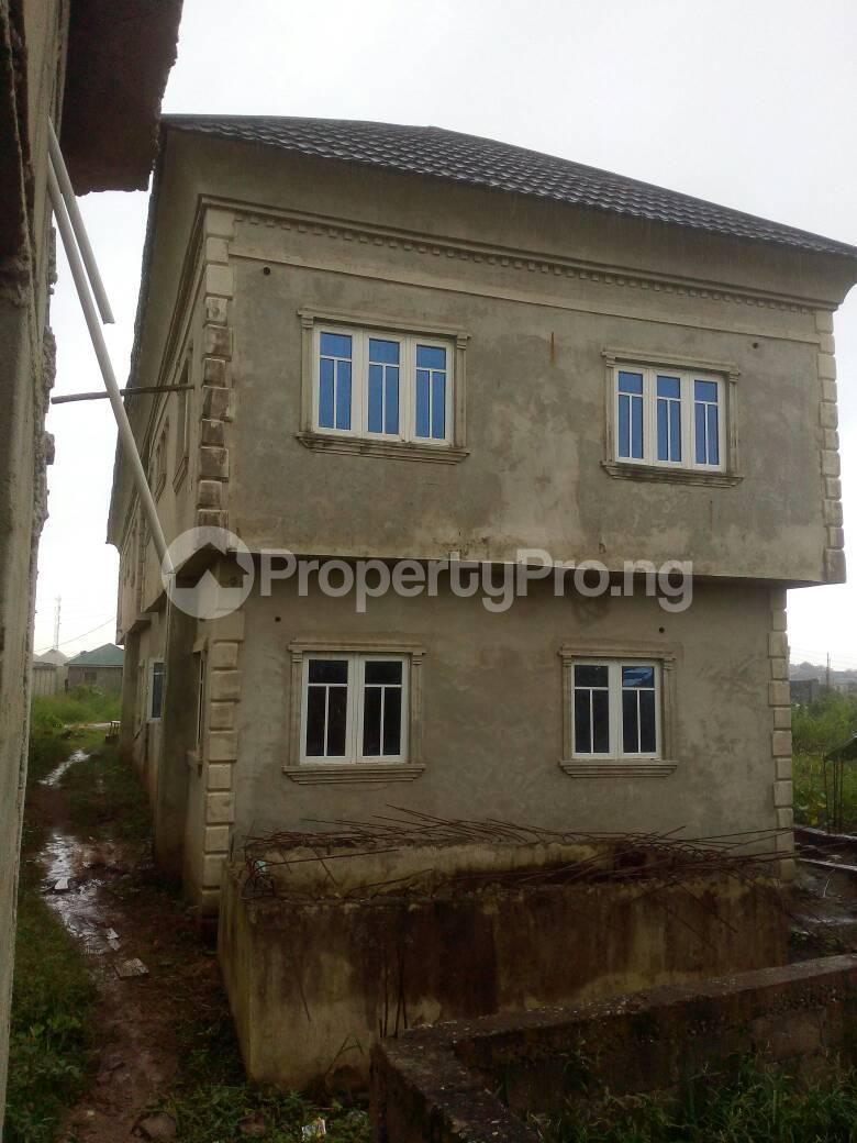 Blocks of Flats House for sale Bucknor, behind Jakande Estate Isheri Bucknor Isolo Lagos - 2