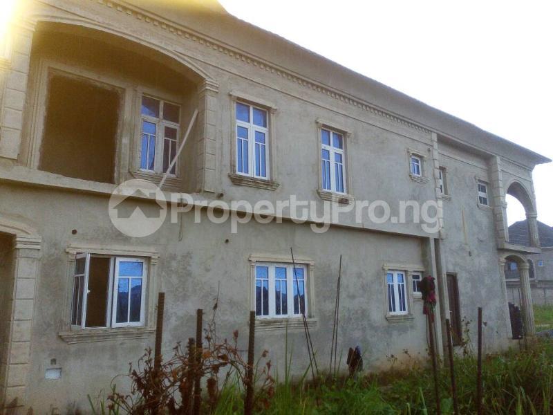 Blocks of Flats House for sale Bucknor, behind Jakande Estate Isheri Bucknor Isolo Lagos - 0