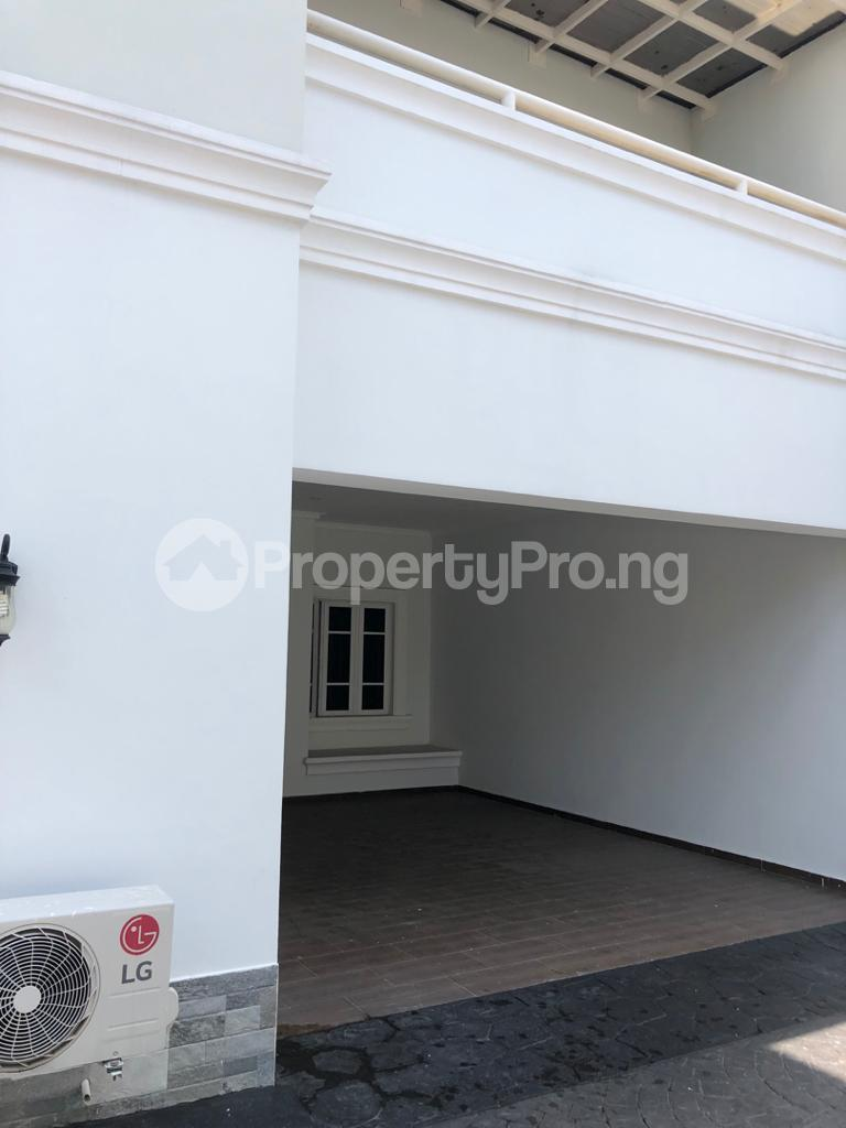 5 bedroom Terraced Duplex House for rent Banana Island Ikoyi Lagos - 2