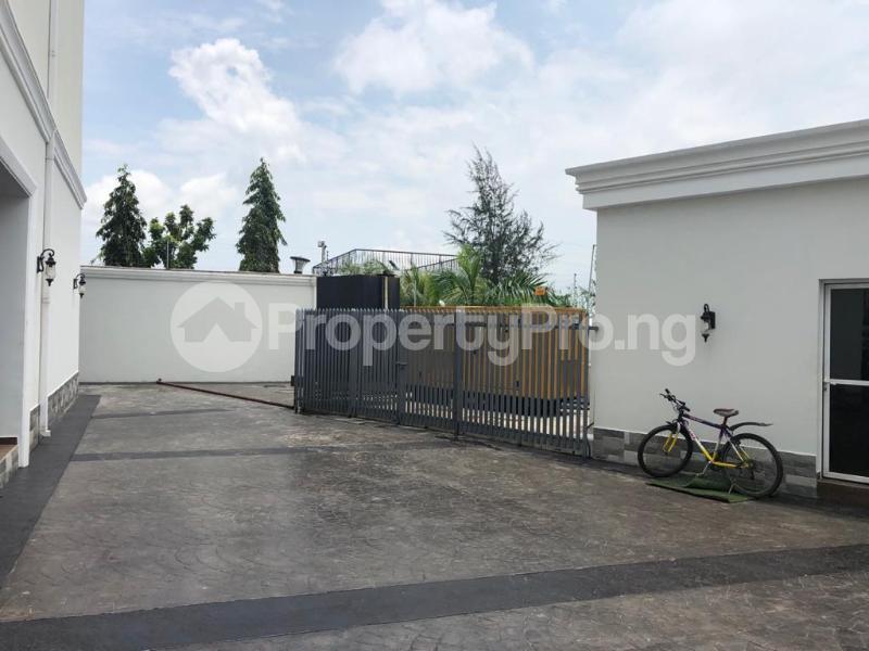 5 bedroom Terraced Duplex House for rent Banana Island Ikoyi Lagos - 13
