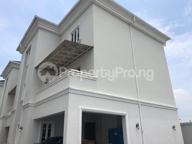 5 bedroom Terraced Duplex House for rent Banana Island Ikoyi Lagos - 11