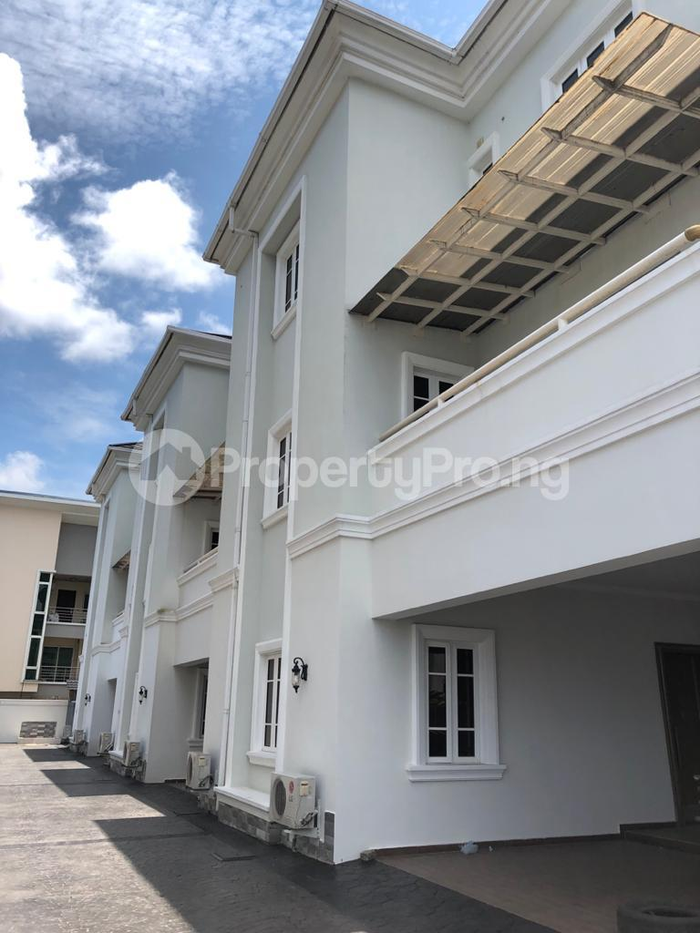 5 bedroom Terraced Duplex House for rent Banana Island Ikoyi Lagos - 0
