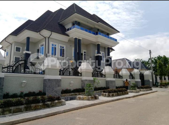 4 bedroom Detached Duplex House for sale Asokoro Abuja - 0