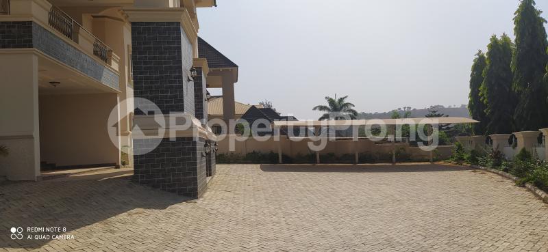 7 bedroom Detached Duplex House for sale Off Nelson Mandela crescent Asokoro Abuja - 0