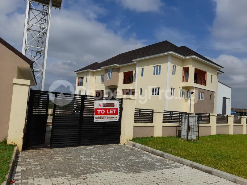 3 bedroom Flat / Apartment for rent Anyim Pius Anyim Street Wuye Abuja - 25