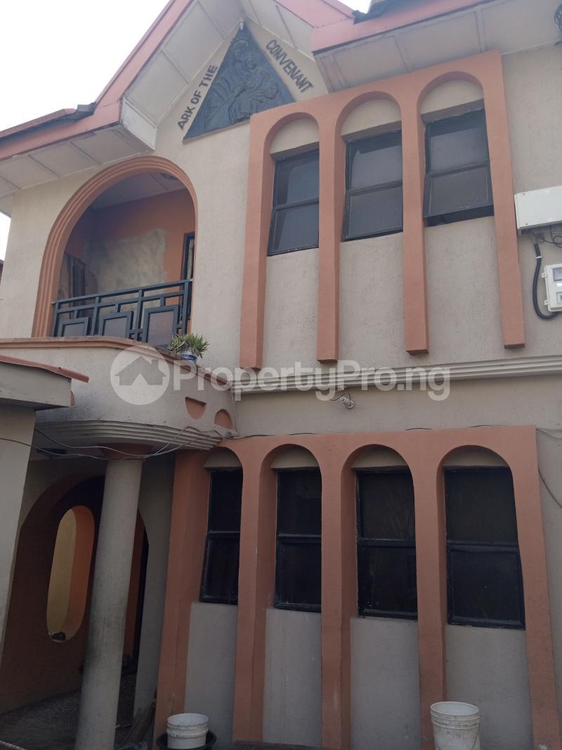 3 bedroom Detached Duplex for rent ... Ogudu-Orike Ogudu Lagos - 0