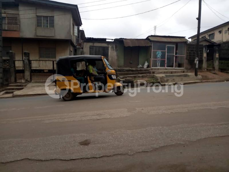 Land for sale  bank bus stop Olomu ifo  Ifo Ogun - 1