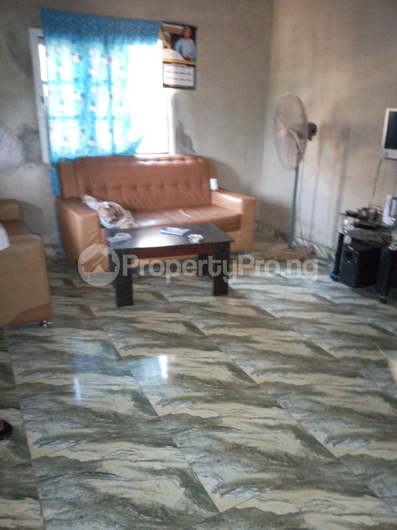 1 bedroom mini flat  Self Contain Flat / Apartment for rent Ita-nla area ondo city  Ondo East Ondo - 1