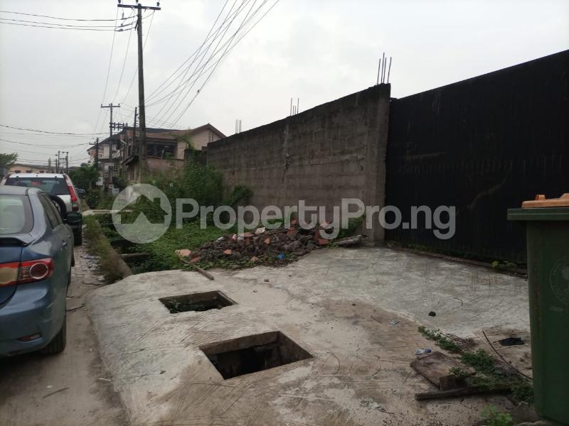 Land for sale Millennium Estate Millenuim/UPS Gbagada Lagos - 1