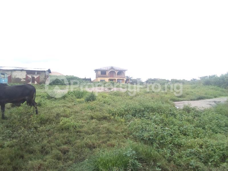 Industrial Land Land for sale Direct Opposite Onimalu Palace Hotel, Iyana Church, Iwo Road. Iwo Rd Ibadan Oyo - 1