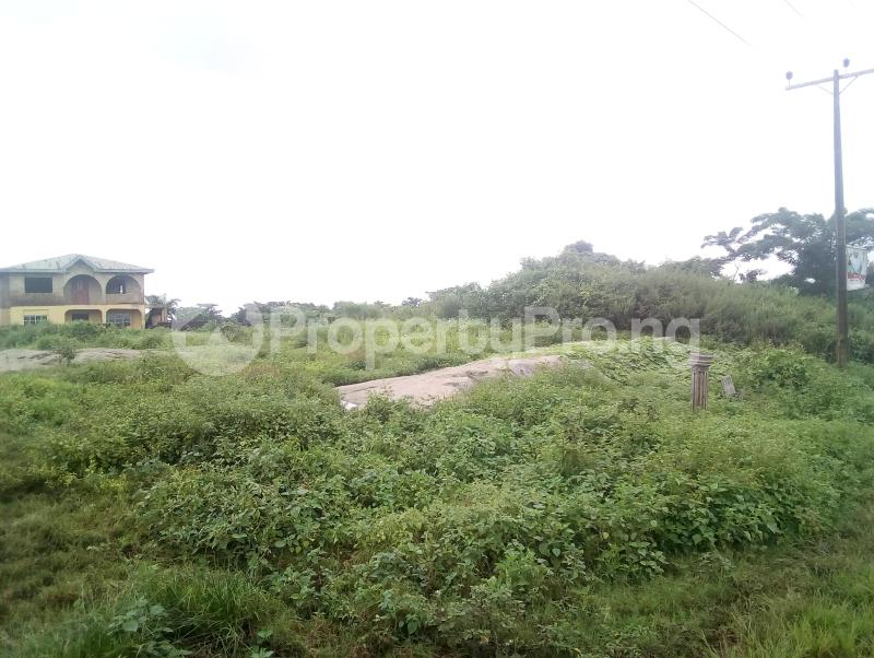 Industrial Land Land for sale Direct Opposite Onimalu Palace Hotel, Iyana Church, Iwo Road. Iwo Rd Ibadan Oyo - 5
