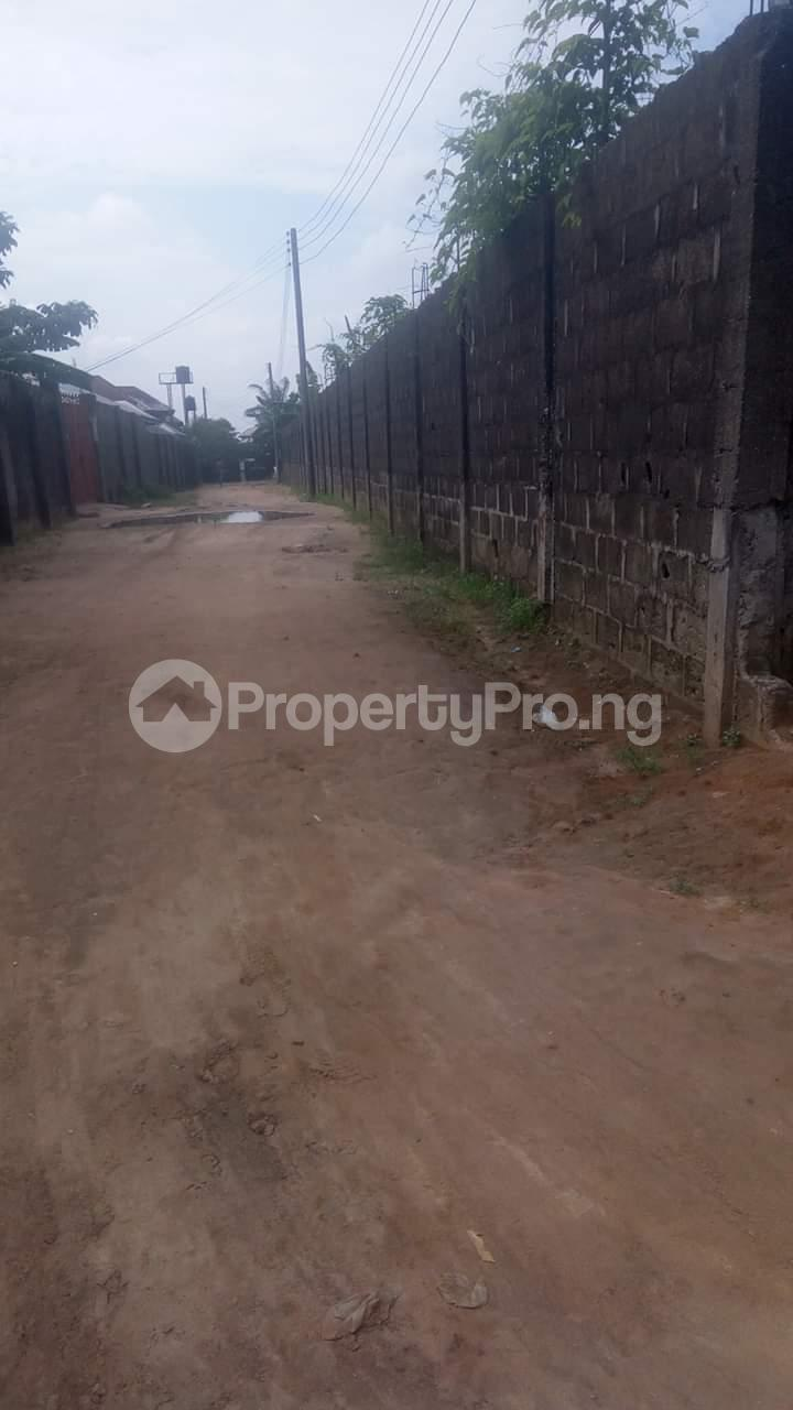 Land for sale Catholic Road Atali Port Harcourt Rivers - 1
