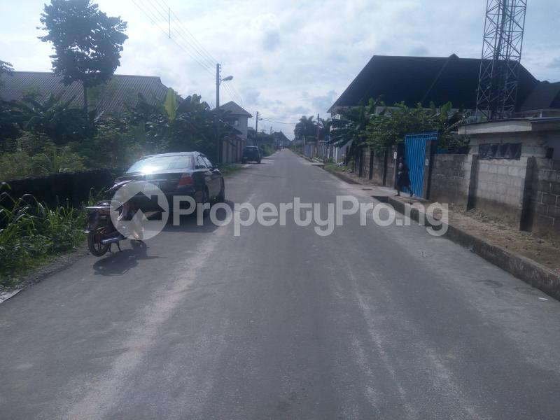 Residential Land Land for sale Centenary Gardens,After Pearl Gardens Eliozu Port Harcourt Rivers - 0