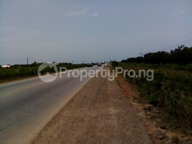 Commercial Land Land for sale Along Kakua Abuja Kaduna Expressway Kaduna South Kaduna - 3