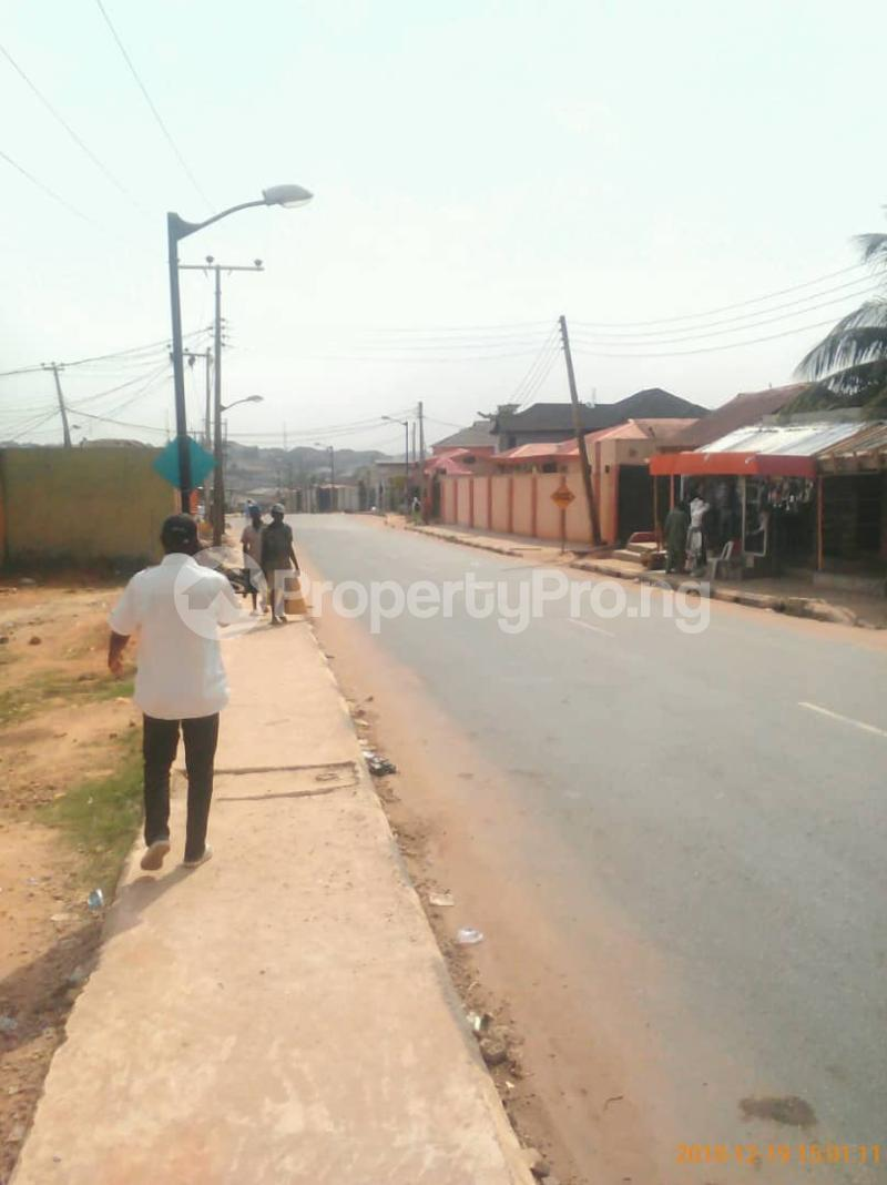 Commercial Land Land for sale Towards Iyana-Ipaja; Akinola express Rd, Alimosho Lagos - 0