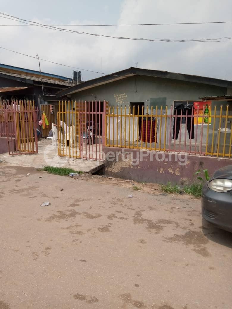 Land for sale Shogunle Oshodi Lagos - 0