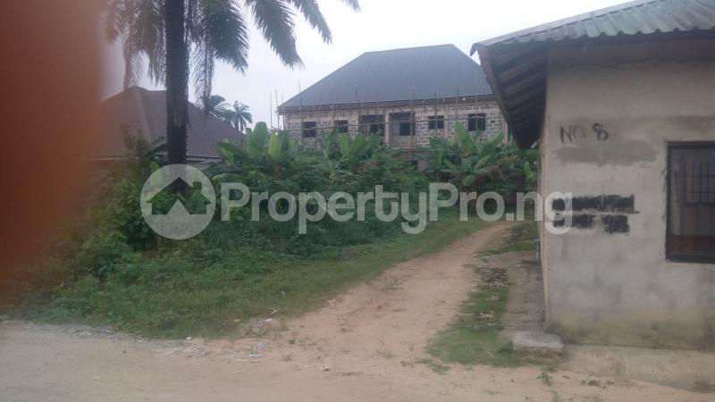 Residential Land Land for sale Green Land Estate  East West Road Port Harcourt Rivers - 1