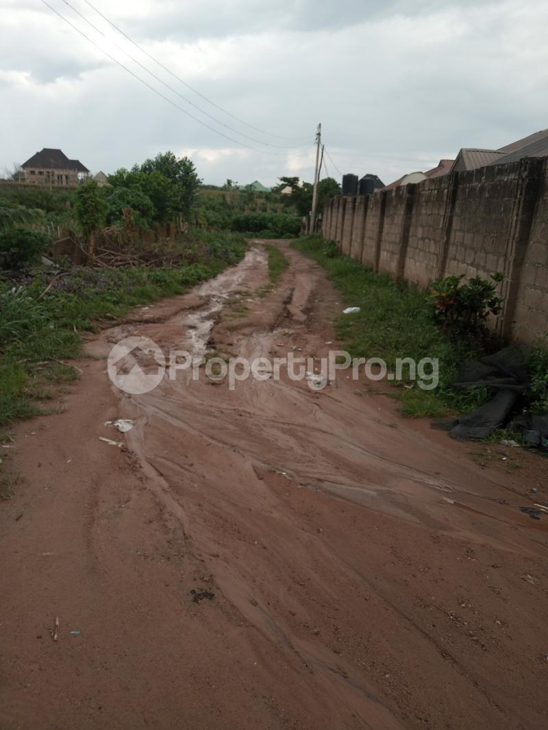 Residential Land for sale Alagbaka Extension, Behind Sib Akure Ondo - 6