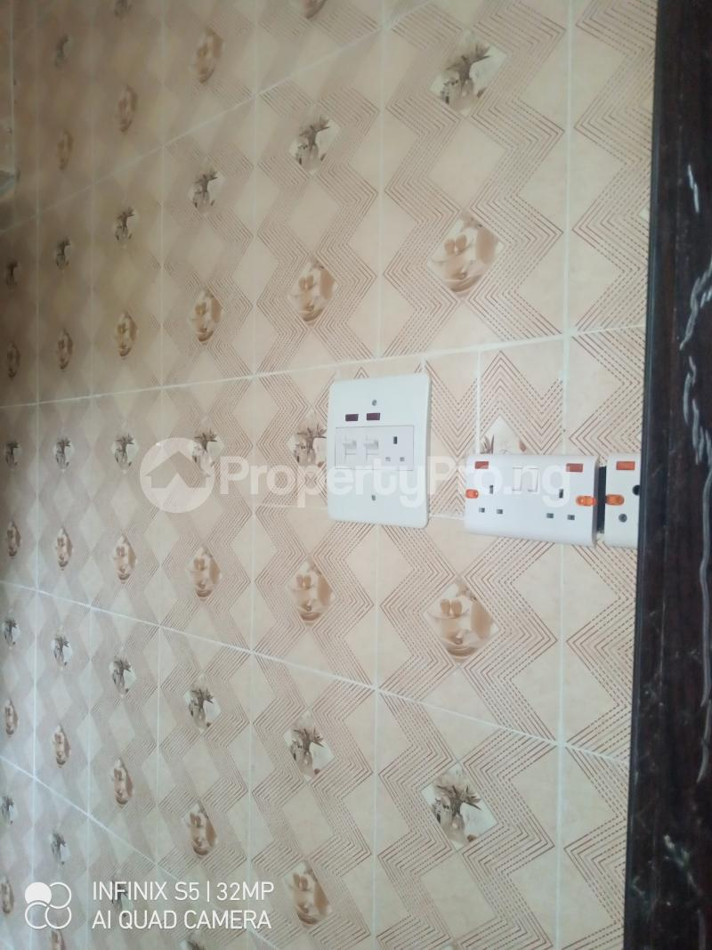 1 bedroom Mini flat for rent Diamond Estate Trailer Pack After Life Forth International School Apete Ido Oyo - 2