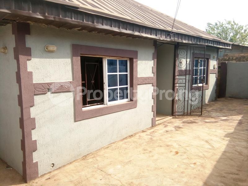 1 bedroom Self Contain for rent Olododo Street, Lakoto Ibadan, Behind University Of Ibadan Akinyele Oyo - 1