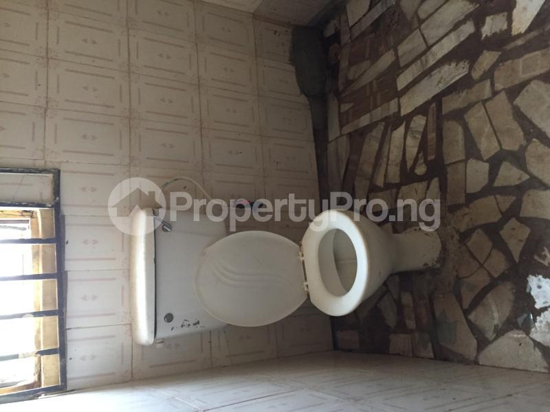 1 bedroom Self Contain for rent Elesare Unity Quarters. Akure Ondo - 4