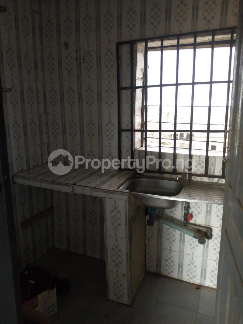 1 bedroom mini flat  Self Contain Flat / Apartment for rent Fadeyi Ibadan polytechnic/ University of Ibadan Ibadan Oyo - 1