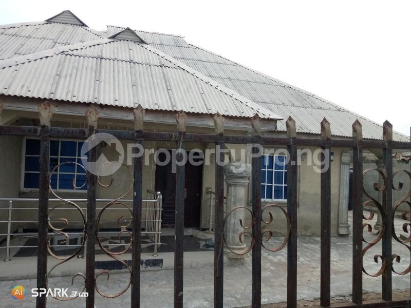 1 bedroom Detached Bungalow for rent Ogd Estate Asero Abeokuta Ogun - 0