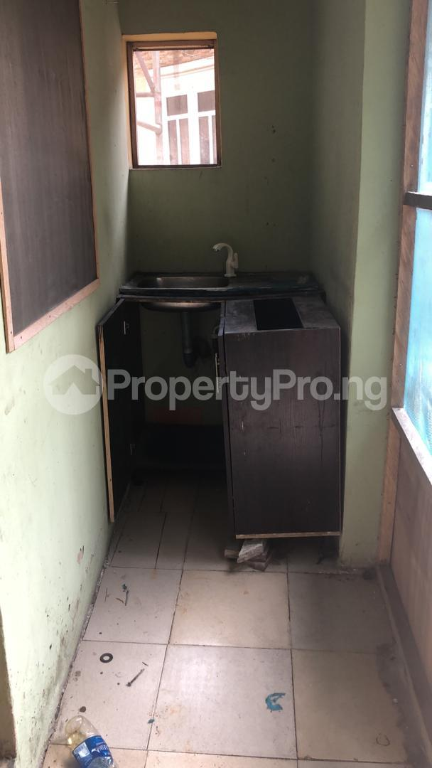 1 bedroom mini flat  Studio Apartment Flat / Apartment for rent Adejobi street, Aladura Estate Anthony Village Maryland Lagos - 4