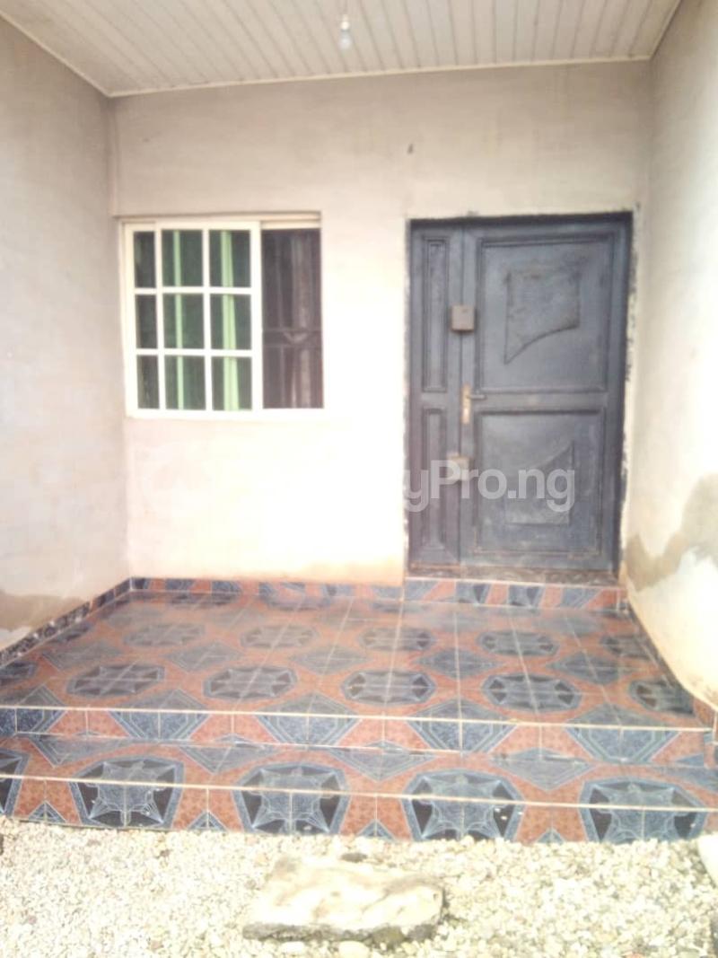 2 bedroom Self Contain Flat / Apartment for rent Ajibode Ibadan Oyo - 0