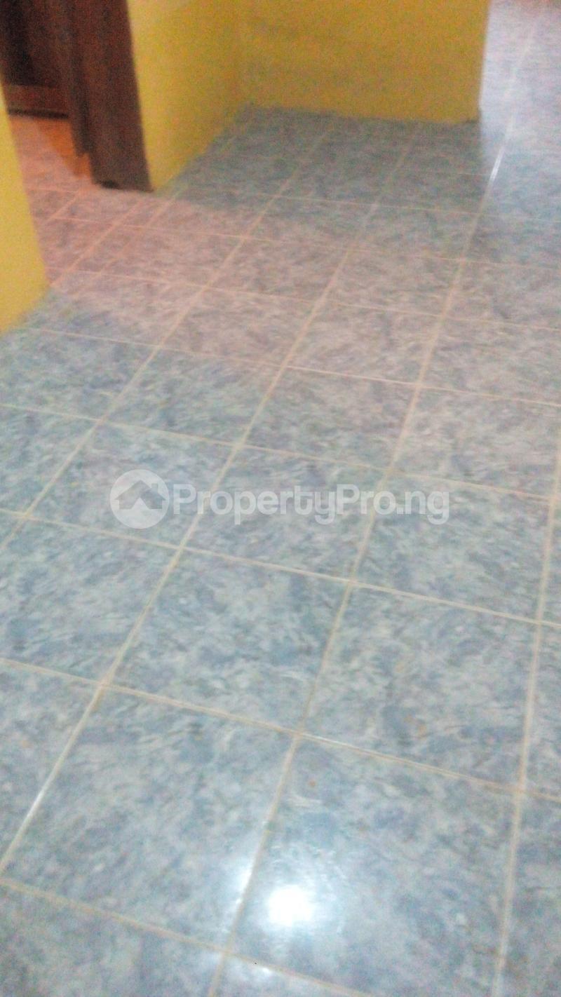 2 bedroom Mini flat Flat / Apartment for rent alhaji adewale council Egbe/Idimu Lagos - 1