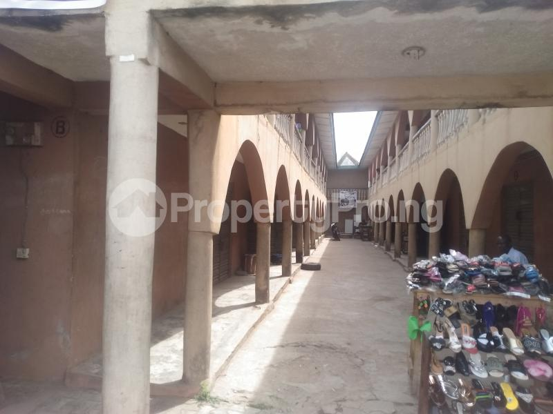 Shop Commercial Property for sale Araromi Street, Akure Akure Ondo - 1