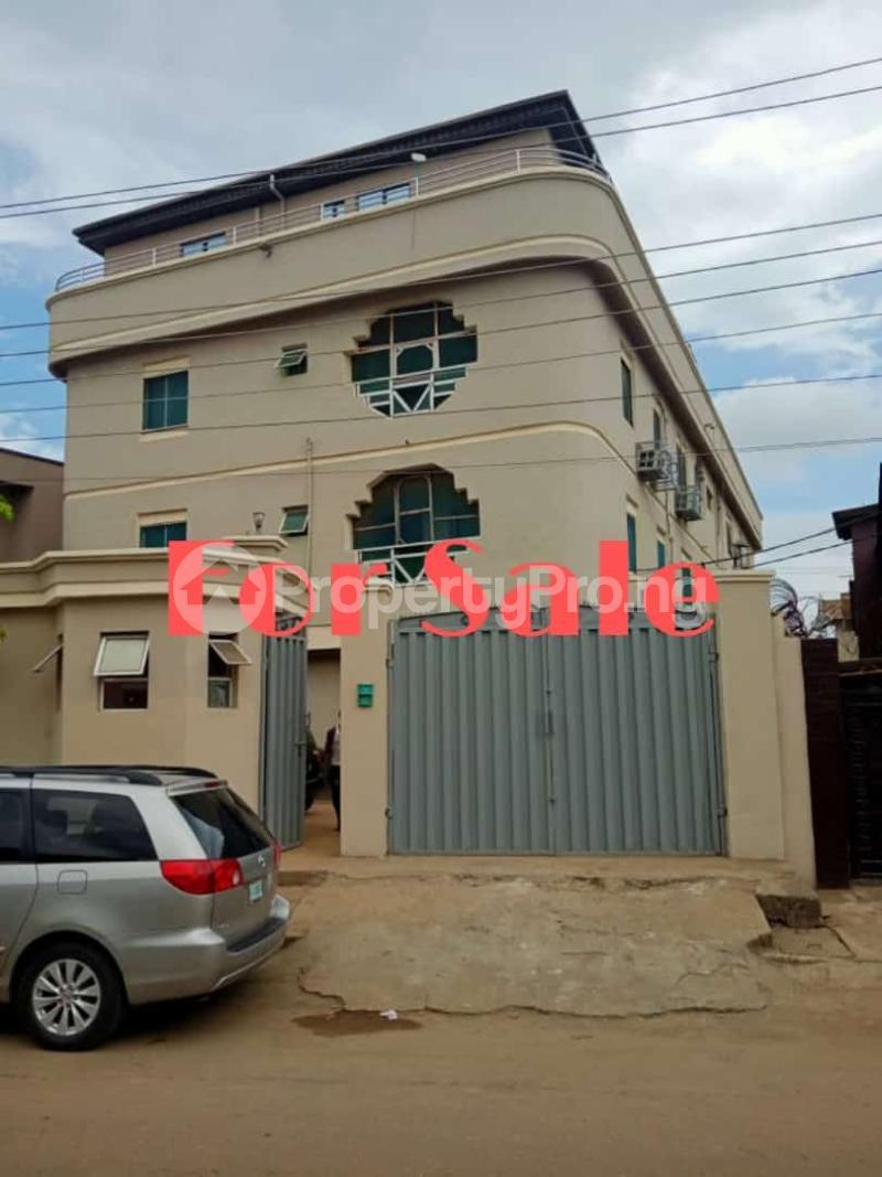 Blocks of Flats House for sale Johnson Street Off Bode Thomas Street Bode Thomas Surulere Lagos - 3