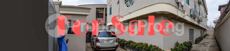 Blocks of Flats House for sale Johnson Street Off Bode Thomas Street Bode Thomas Surulere Lagos - 0