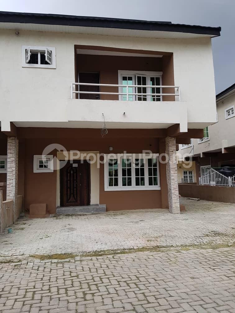 3 bedroom Terraced Duplex House for sale Abraham Adesanya Roundabout Lekki Gardens estate Ajah Lagos - 0