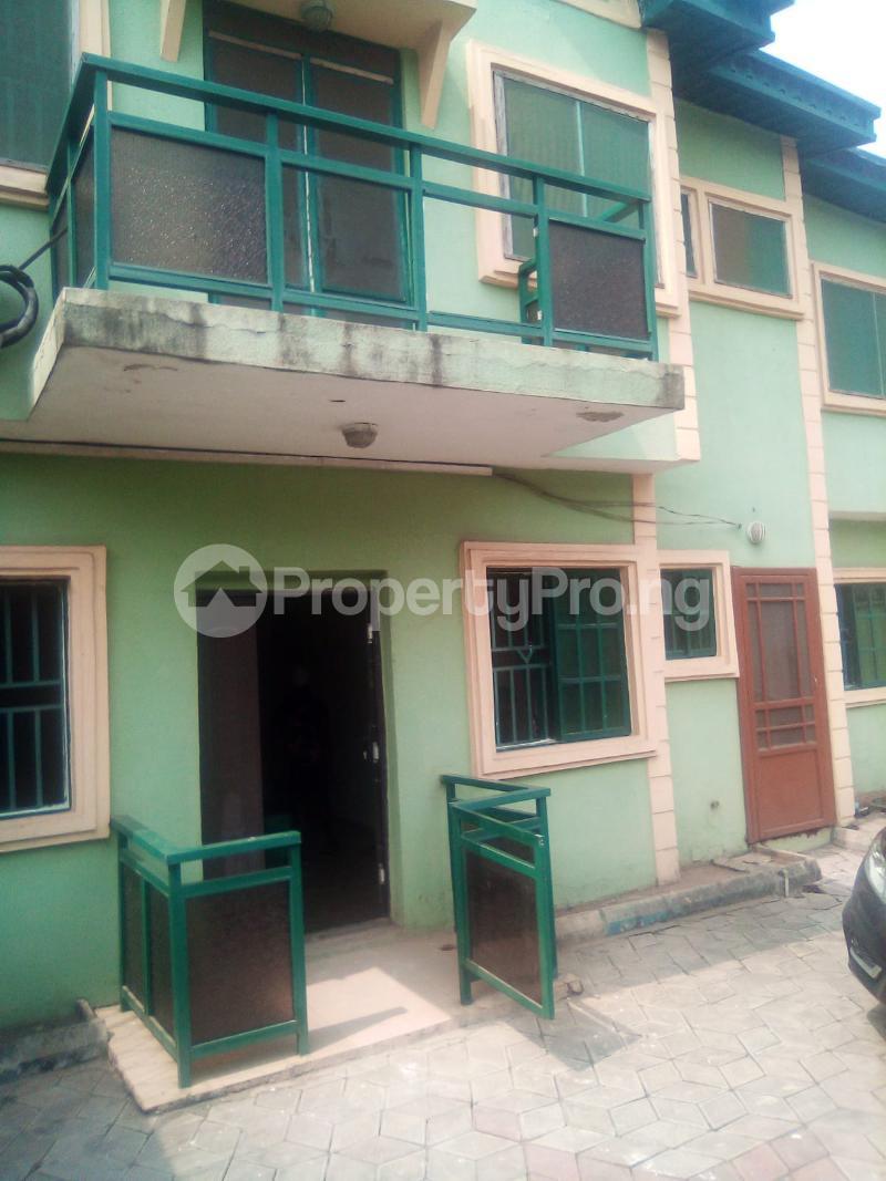 2 bedroom Flat / Apartment for rent Oko Oba Scheme 1 Oko oba road Agege Lagos - 1
