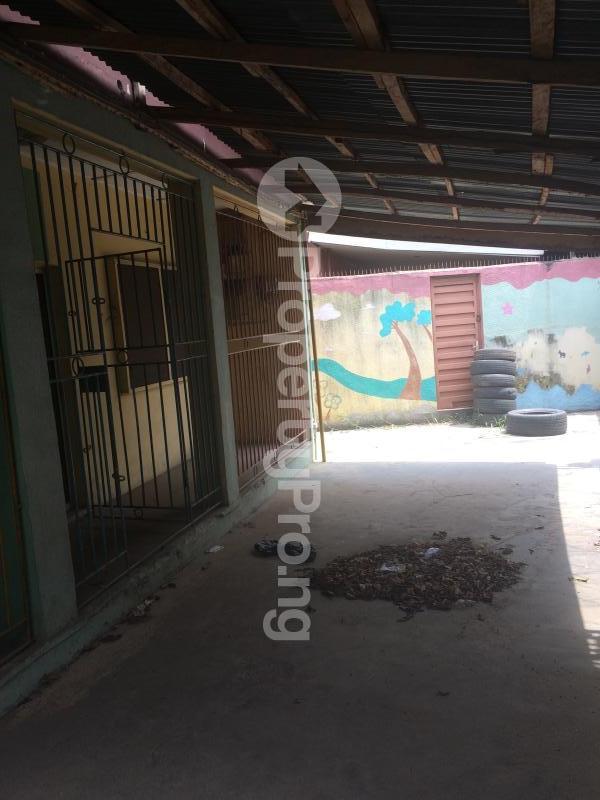 3 bedroom Flat / Apartment for sale Akinremi Street Ogba. Ogba Bus-stop Ogba Lagos - 1