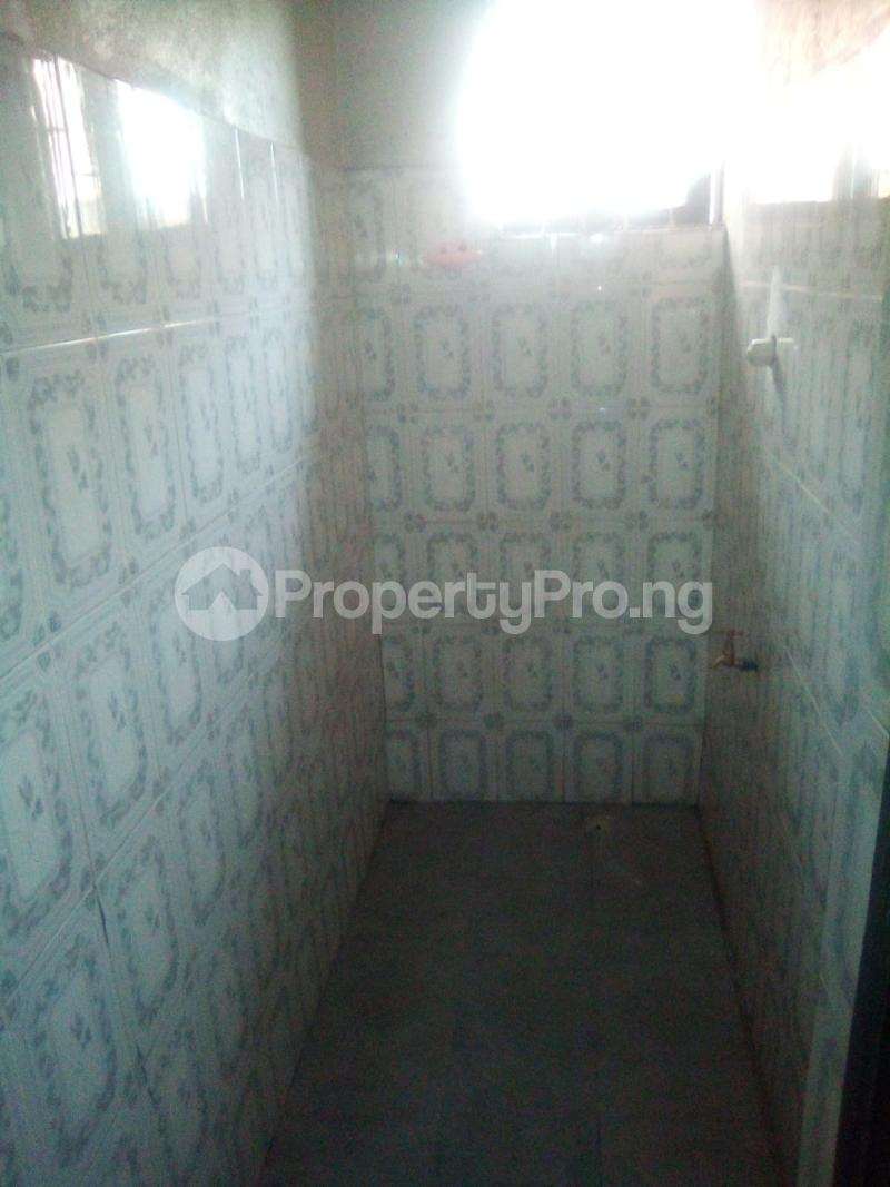 3 bedroom Flat / Apartment for rent Moke Oyeladun Estate Fagba Agege Lagos - 1