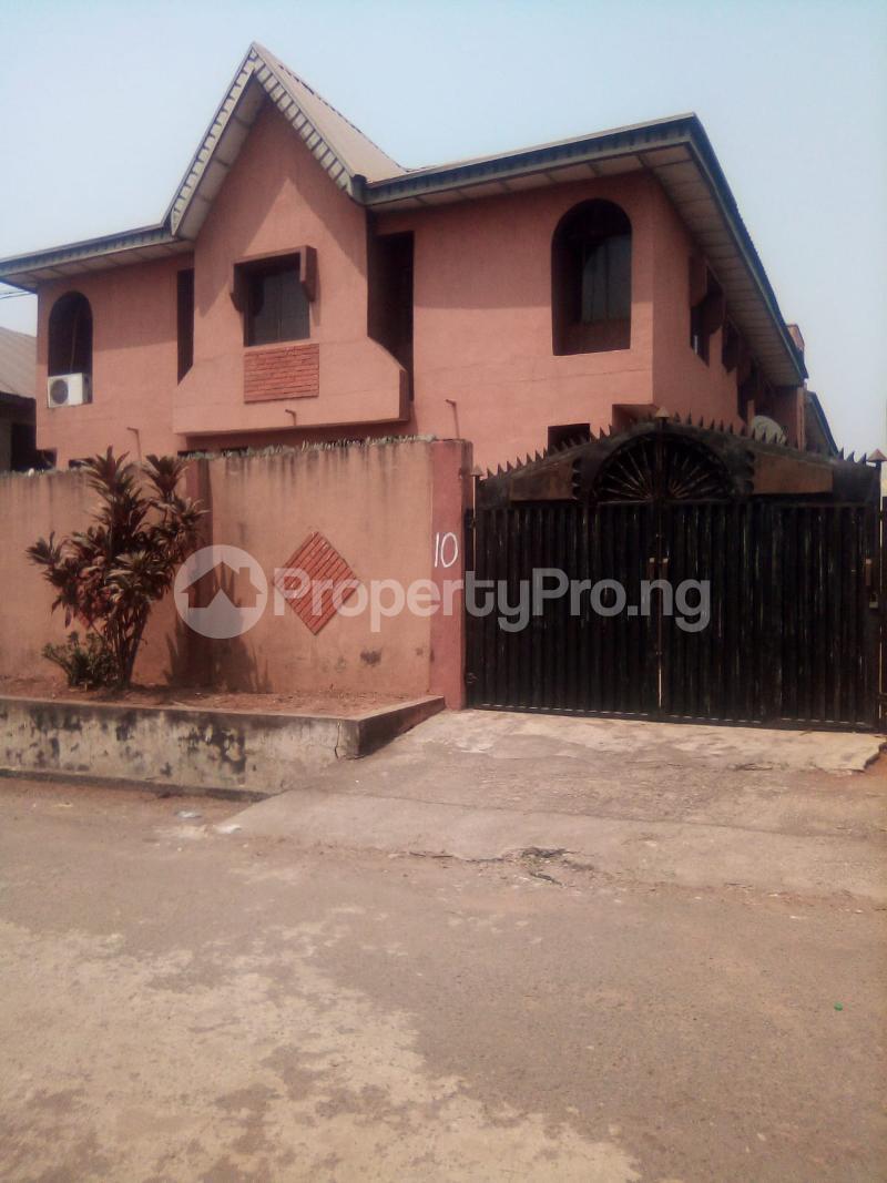 3 bedroom Flat / Apartment for rent Moke Oyeladun Estate Fagba Agege Lagos - 10