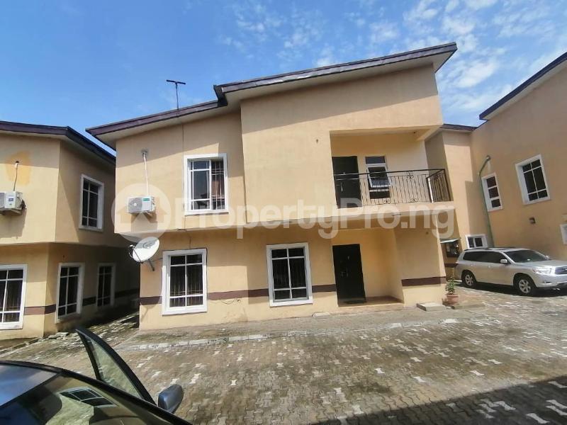 4 bedroom Semi Detached Duplex House for rent Shoprite Axis Sangotedo Ajah Lagos - 0