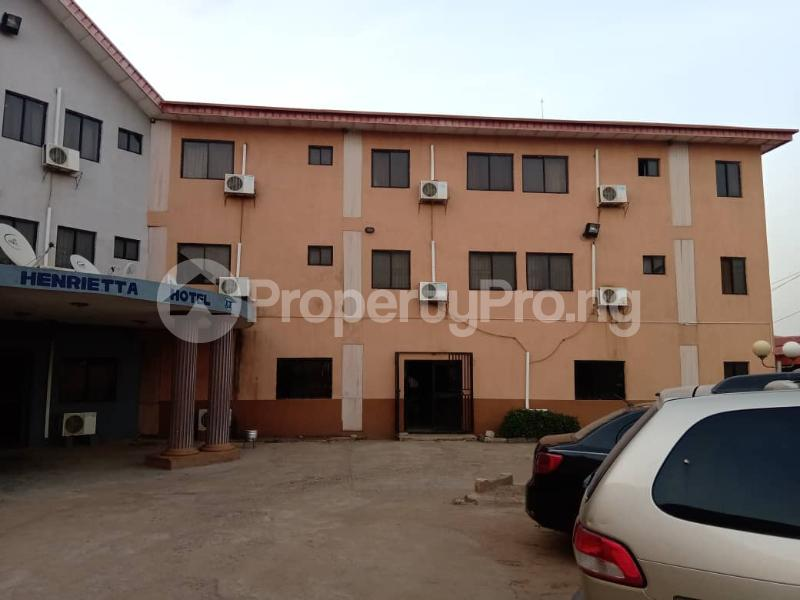 10 bedroom Hotel/Guest House for sale Olubadan Estate Gbagi Iwo Road Iwo Rd Ibadan Oyo - 0