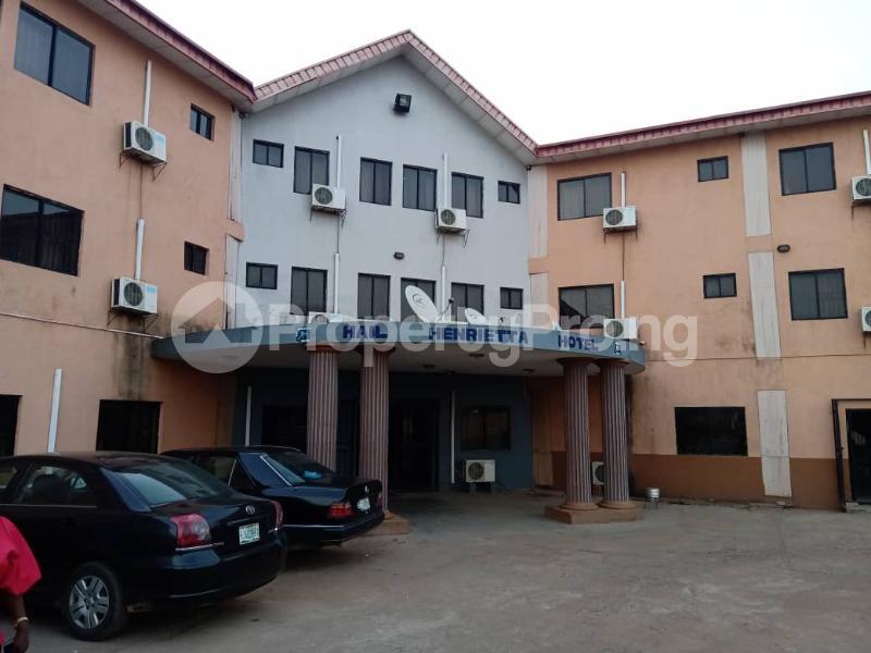10 bedroom Hotel/Guest House for sale Olubadan Estate Gbagi Iwo Road Iwo Rd Ibadan Oyo - 1