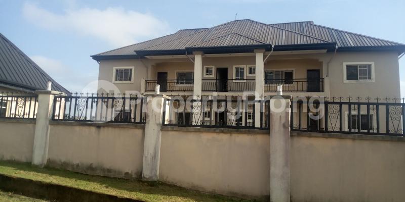 2 bedroom Flat / Apartment for rent Jehovah's witness road akai effa. Calabar Cross River - 1