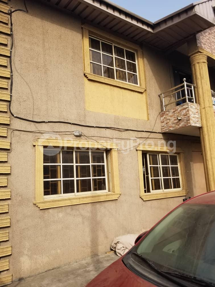 Blocks of Flats House for sale BY CHARITY  BUS STOP Oshodi Expressway Oshodi Lagos - 2