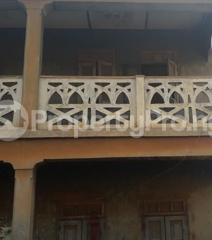 House for sale 16 ,catholic Mission Road, Lagere Ife Central Osun - 1